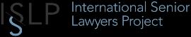 ISLP International Senior Lawyers Project Logo